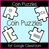 Coin Puzzles (Great for Google Classroom!)