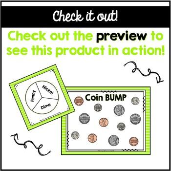 Coin Recognition - Bump Game