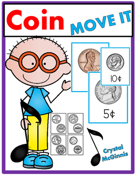 Coin Recognition JUST MOVE! (A Get Up and Move Around the