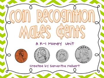"Coin Recognition Makes ""Cents"", A K-1 Money Unit"