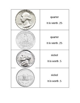 Coin Recognition Quiz Quiz Trade