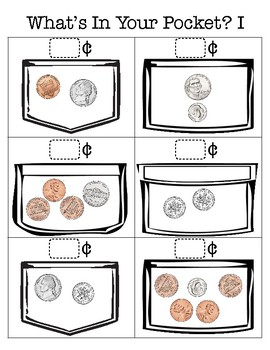 Coin Recognition and Problem Solving: What's In Your Pocket?