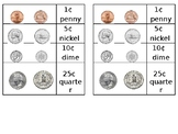Coin Reference Chart
