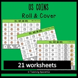 Coin Roll and Cover