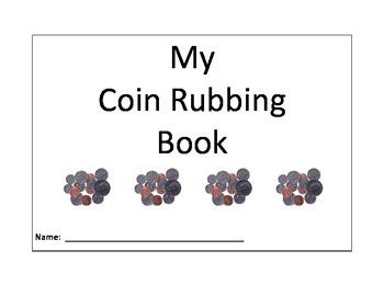 Coin Rubbing Book