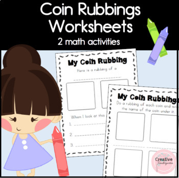 Coin Recognition Worksheets Teaching Resources | Teachers Pay Teachers