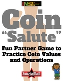 Coin Salute: Easy Setup to Practice Coin Identification an