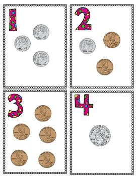 Coin Scavenger Hunt