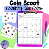 Coin Scoot: Counting Like Coins