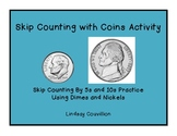 Coin Skip Counting