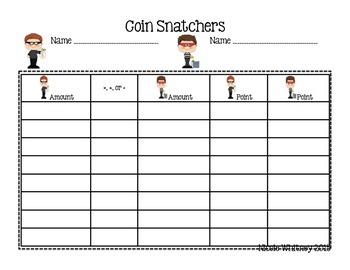 Coin Snatchers