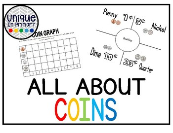 Coin Sorting & Coin Recognition Mats