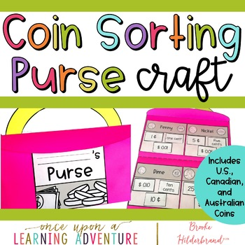 Coin Sorting Purse Craft