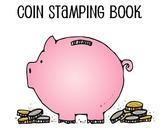 Coin Stamping Piggy Bank Book