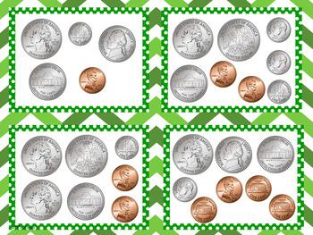 Money War Coins