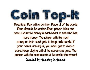 Coin Top It