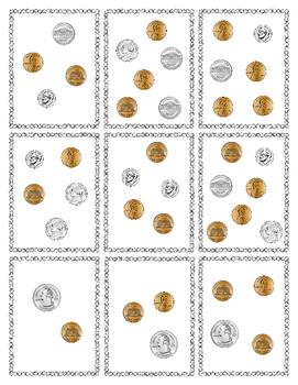 Coin Topit: A Coin Card Game