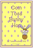 Chance- Coin Toss Bunny Hop Easter Game