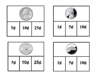 Coin Value Practice