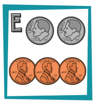 Coin Value Scavenger Hunt