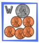 Coin Value Scavenger Hunt