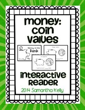 Coins Interactive Reader