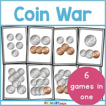 Coin War (A Money Game)