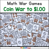 Money War Game for Counting Money: Coin War