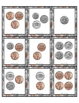 Coin War Card Game