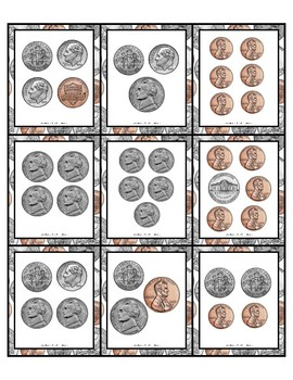 Counting Coins War Game