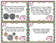 Coins & Money Word Problems Task Cards
