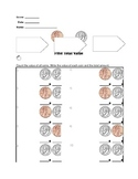 Coin Worksheet