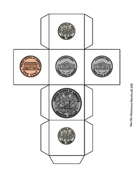 Coin dice FREEBIE!
