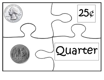 Working with money - Identifying coins and their value - Four Square