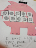 Coin piggy bank