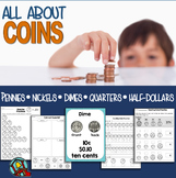 Money - Counting Coins Practice