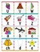 Coincidencia de letras, Letter Matching in Spanish