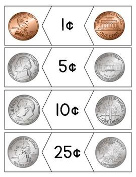 Coin Activities