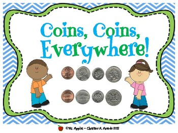 Coins, Coins, Everywhere!