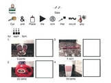 Coins Cut and Paste Worksheet