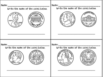 Exit Tickets: Coins