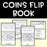 Coins Flip Book