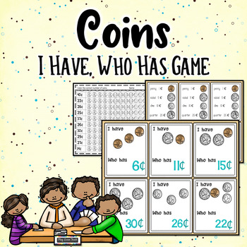 Coins I Have Who Has