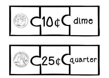 Coins Identification Puzzle