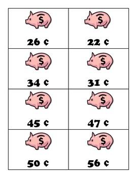 Coins - Math Center