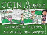 Coin Money Activities Matching I Have Who Has Posters Poems Games Bundle