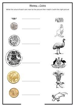Coins Money Australia