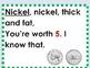 Coins (Penny, Nickel, Dime, Quarter,Dollar)