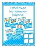 Money (Coin) Posters in Spanish / Posters de Monedas en Español
