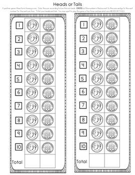 Kindergarten - Special Education -Coins-Practice Activites
